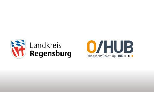 O/HUB unterstützt Netzwerkpartner Landkreis Regensburg