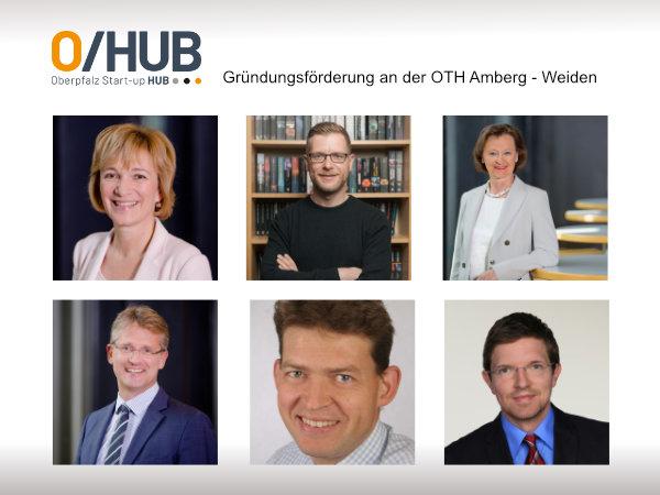 O/HUB startet zentrale Anlauf- und Beratungsstelle an der OTH Amberg-Weiden