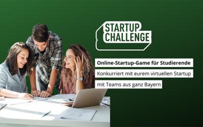Vorankündigung: Startet durch! Die Startup Challenge 2021/22