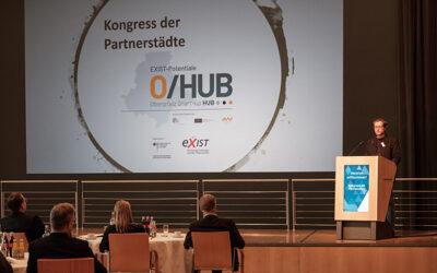 O/HUB auf dem Kongress der Amberger Partnerstädte