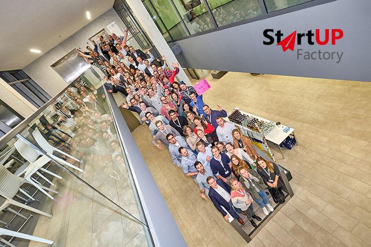 Vorankündigung: StartUP Factory startet bald wieder!